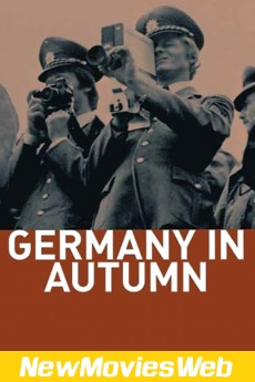 Germany in Autumn-Poster new movies