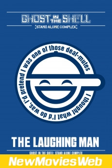 Ghost in the Shell Stand Alone Complex - The Laughing Man-Poster new animated movies