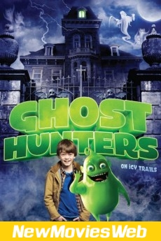 Ghosthunters On Icy Trails-Poster new movies to stream