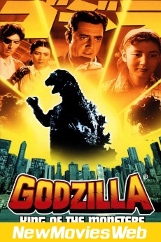 Godzilla King of the Monsters!-Poster new animated movies