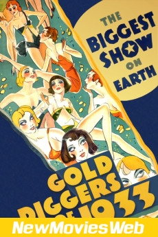 Gold Diggers of 1933-Poster new movies