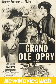 Grand Ole Opry-Poster new movies 2021