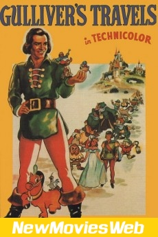 Gulliver's Travels-Poster new animated movies