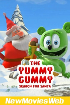 Gummibär The Yummy Gummy Search for Santa-Poster new movies 2021