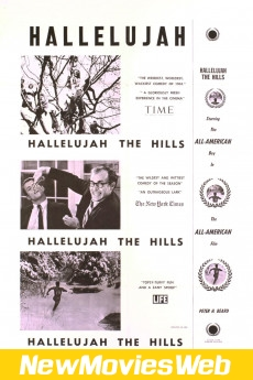 Hallelujah the Hills-Poster new movies to stream
