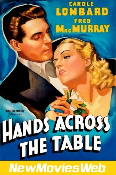 Hands Across the Table-Poster new hollywood movies