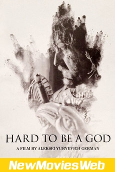 Hard to Be a God-Poster new movies
