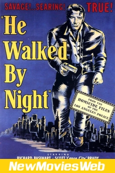 He Walked by Night-Poster new comedy movies