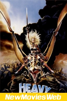 Heavy Metal-Poster new movies on demand