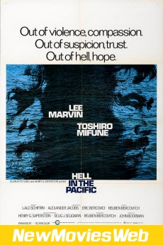 Hell in the Pacific-Poster new release movies