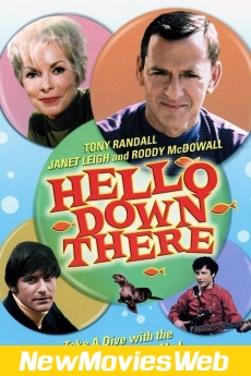 Hello Down There-Poster new hollywood movies 2021
