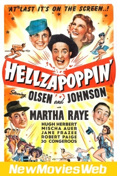 Hellzapoppin'-Poster new release movies 2021