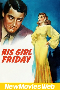 His Girl Friday-Poster new horror movies