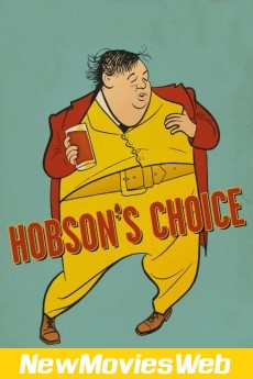Hobson's Choice-Poster new comedy movies