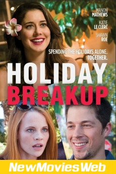 Holiday Breakup-Poster new release movies 2021