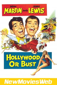 Hollywood or Bust-Poster new movies