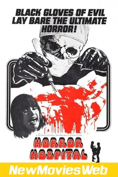Horror Hospital-Poster new movies 2021