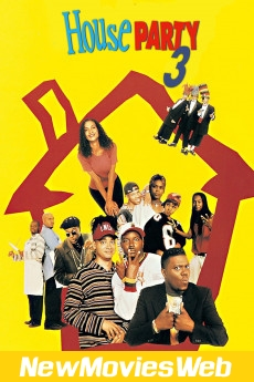 House Party 3-Poster new movies on demand