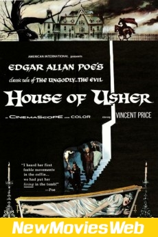 House of Usher-Poster new movies to rent