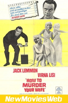 How to Murder Your Wife-Poster new movies on netflix