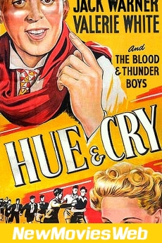 Hue and Cry-Poster new comedy movies