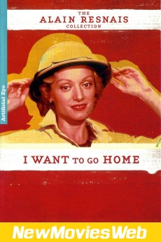 I Want to Go Home-Poster new movies online