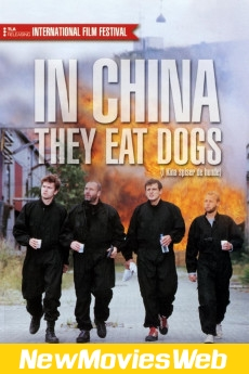 In China They Eat Dogs-Poster new comedy movies