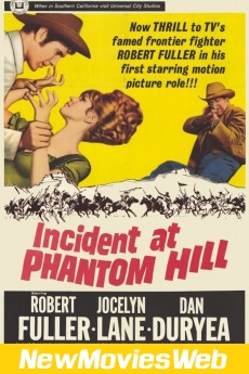Incident at Phantom Hill-Poster new movies in theaters