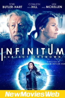 Infinitum Subject Unknown-Poster new movies out