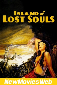 Island of Lost Souls-Poster new animated movies