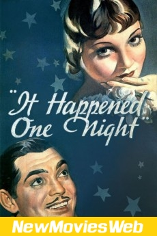 It Happened One Night-Poster new action movies