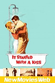 It Started with a Kiss-Poster new comedy movies