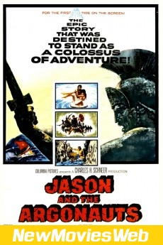 Jason and the Argonauts-Poster new action movies