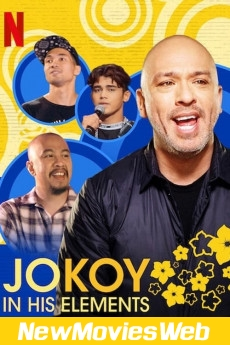 Jo Koy In His Elements-Poster new action movies