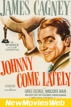 Johnny Come Lately-Poster new action movies