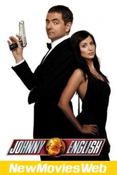 Johnny English-Poster new movies online