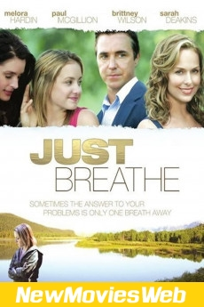 Just Breathe-Poster new horror movies