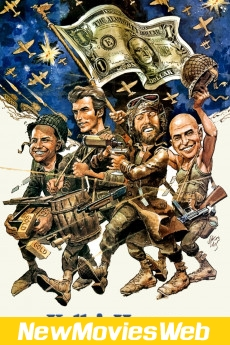 Kelly's Heroes-Poster new movies coming out