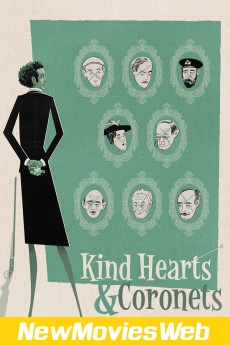 Kind Hearts and Coronets-Poster new movies online