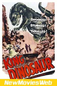 King Dinosaur-Poster new action movies