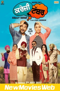 Krazzy Tabbar-Poster new comedy movies