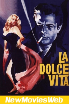 La Dolce Vita-Poster new hollywood movies