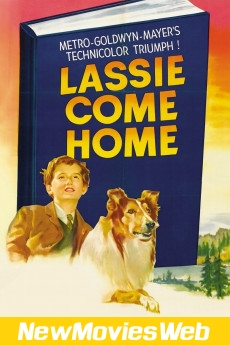 Lassie Come Home-Poster new horror movies