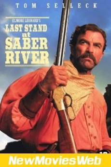 Last Stand at Saber River-Poster new movies in theaters