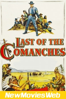 Last of the Comanches-Poster new movies 2021