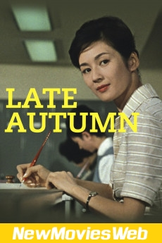 Late Autumn-Poster new movies to stream