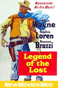 Legend of the Lost-Poster new release movies