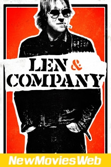 Len and Company-Poster new action movies
