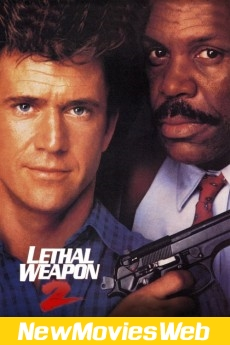 Lethal Weapon 2-Poster new english movies