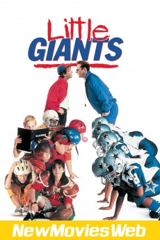 Little Giants-Poster new animated movies